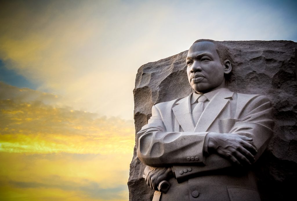 Martin Luther King, Jr. Day Office Closure