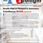 Special CVS Caremark Transition Edition Spotlight on Benefits Newsletter Now Available